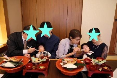 お宮参りとお食い初め_f0185066_20573909.jpg