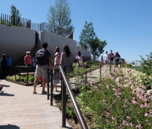 水上公園リトル・アイランドの見所、お花や植物_b0007805_03501483.jpg