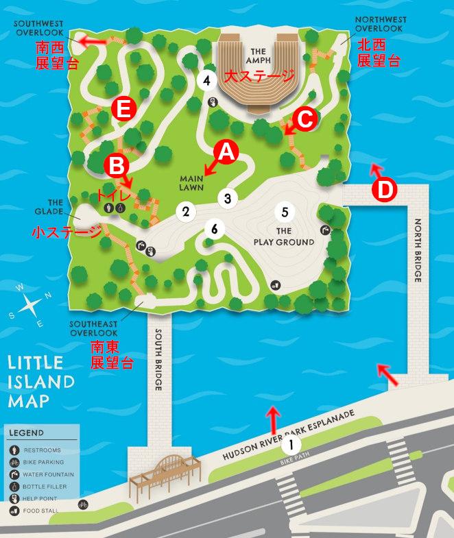 リトル・アイランドの建築美をますます楽しめる写真スポットD、Eとオマケ_b0007805_04285780.jpg
