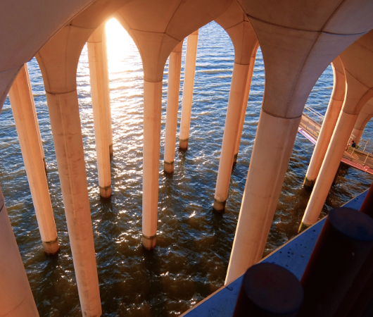 リトル・アイランドの建築美をますます楽しめる写真スポットD、Eとオマケ_b0007805_04562198.jpg