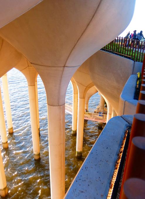 リトル・アイランドの建築美をますます楽しめる写真スポットD、Eとオマケ_b0007805_04571607.jpg