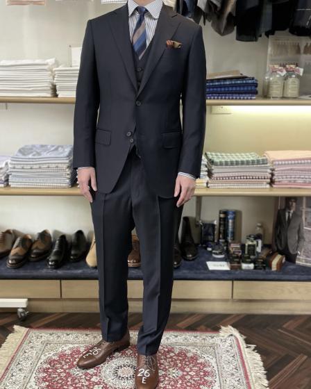 """""""成人式"""" はBISYUYAで作る10年スーツ。_b0081010_21012757.jpg"""
