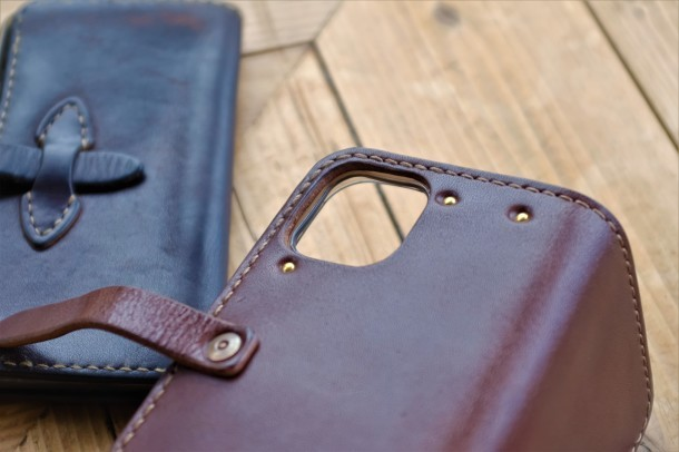 ~smart phone case & soft leather pouch~_c0228221_21031008.jpg