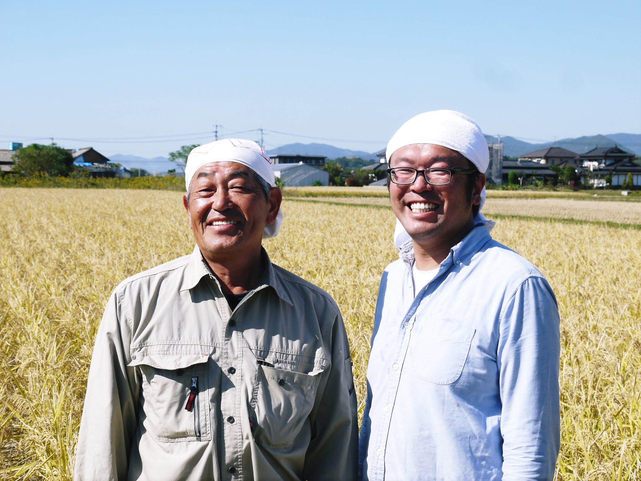 健康農園さんの無農薬栽培『雑穀米』『発芽玄米』大好評販売中!令和3年度の稲刈りはまもなくです!_a0254656_19024134.jpg