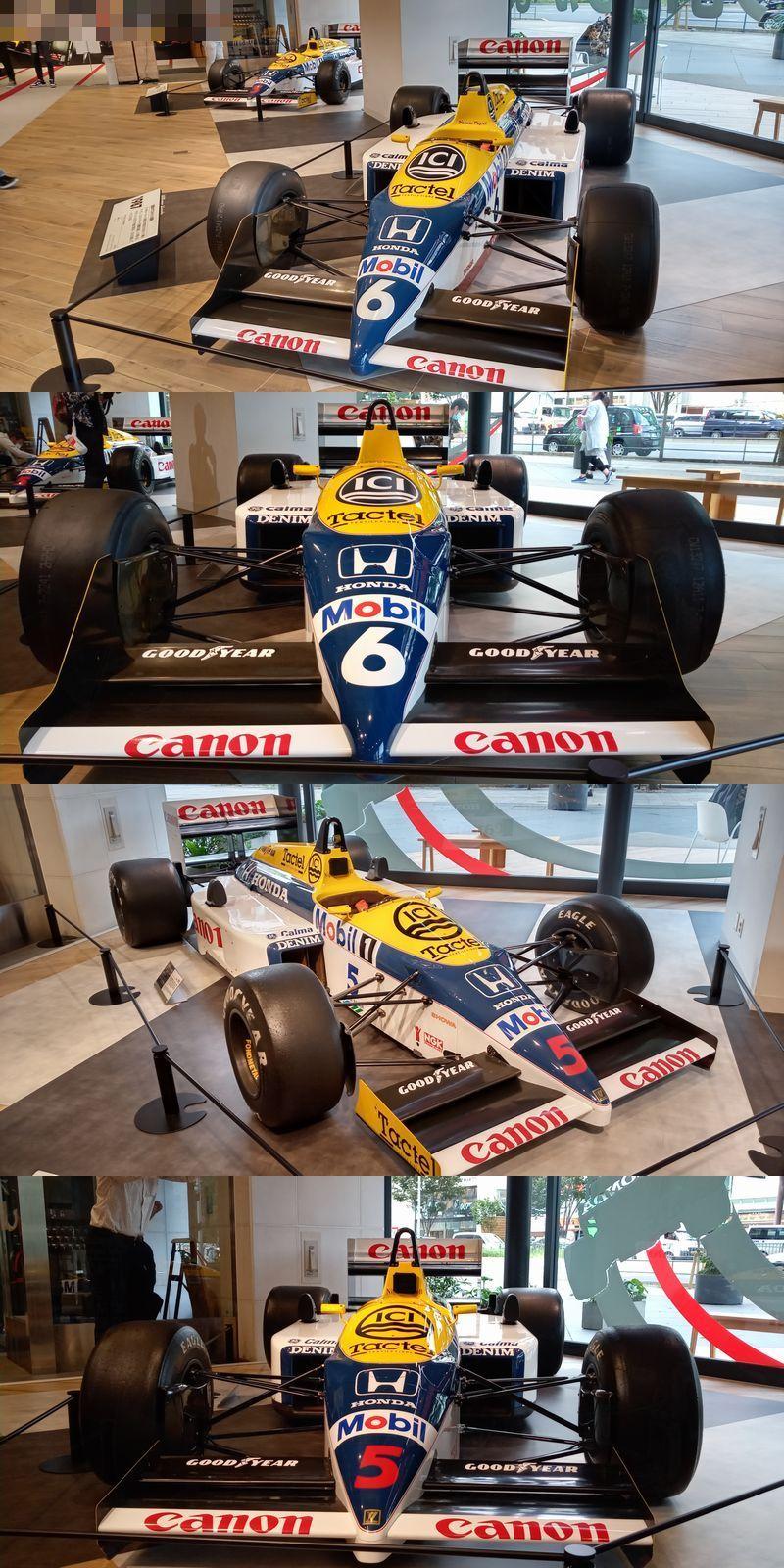 青山一丁目の伝説再び!!「Honda F1 2021 2nd Stage  ~夢は挑戦の先にしかない~」に参りました_e0157386_08144144.jpg