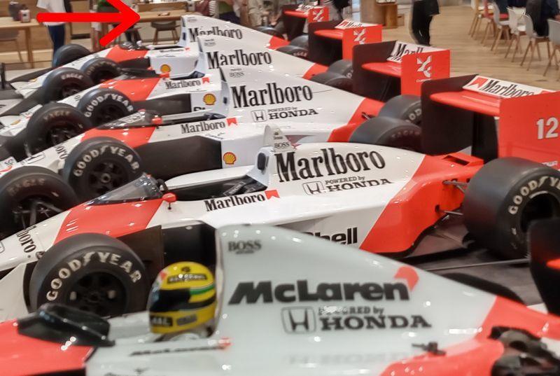 青山一丁目の伝説再び!!「Honda F1 2021 2nd Stage  ~夢は挑戦の先にしかない~」に参りました_e0157386_08244208.jpg