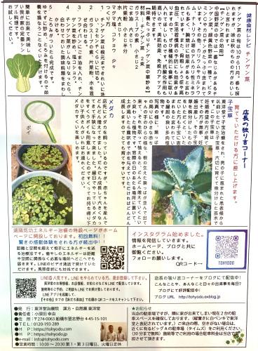 東洋堂新聞10月号配布いたします。_d0142498_00264271.jpeg