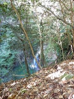前半アドベンチャー,後半アトラクションの天狗谷から三池岳_c0359615_21160189.jpg
