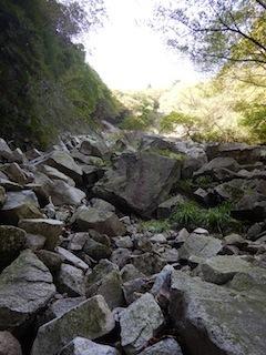 前半アドベンチャー,後半アトラクションの天狗谷から三池岳_c0359615_21173650.jpg