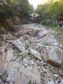 前半アドベンチャー,後半アトラクションの天狗谷から三池岳_c0359615_21174364.jpg