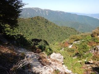 前半アドベンチャー,後半アトラクションの天狗谷から三池岳_c0359615_21183354.jpg