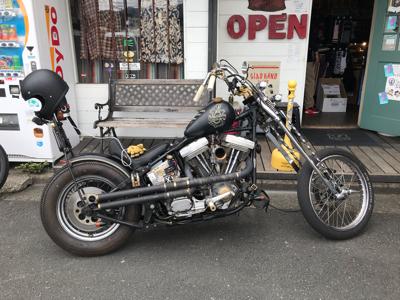 先日のバイク!_f0194657_18212394.jpg