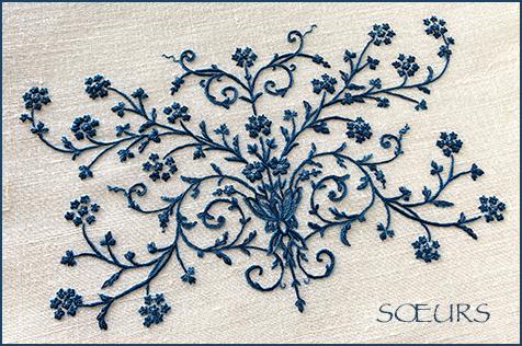 青の刺繍、完成しました。_a0230716_17254387.jpg