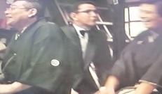 10-14/44-23 フジテレビドラマ 花王ファミリースペシャル「林家三平夫人物語 どうもすみません!」 松原敏夫 脚本 中山史郎 演出 こまつ座の時代(アングラの帝王から新劇へ)_f0325673_13235347.jpg