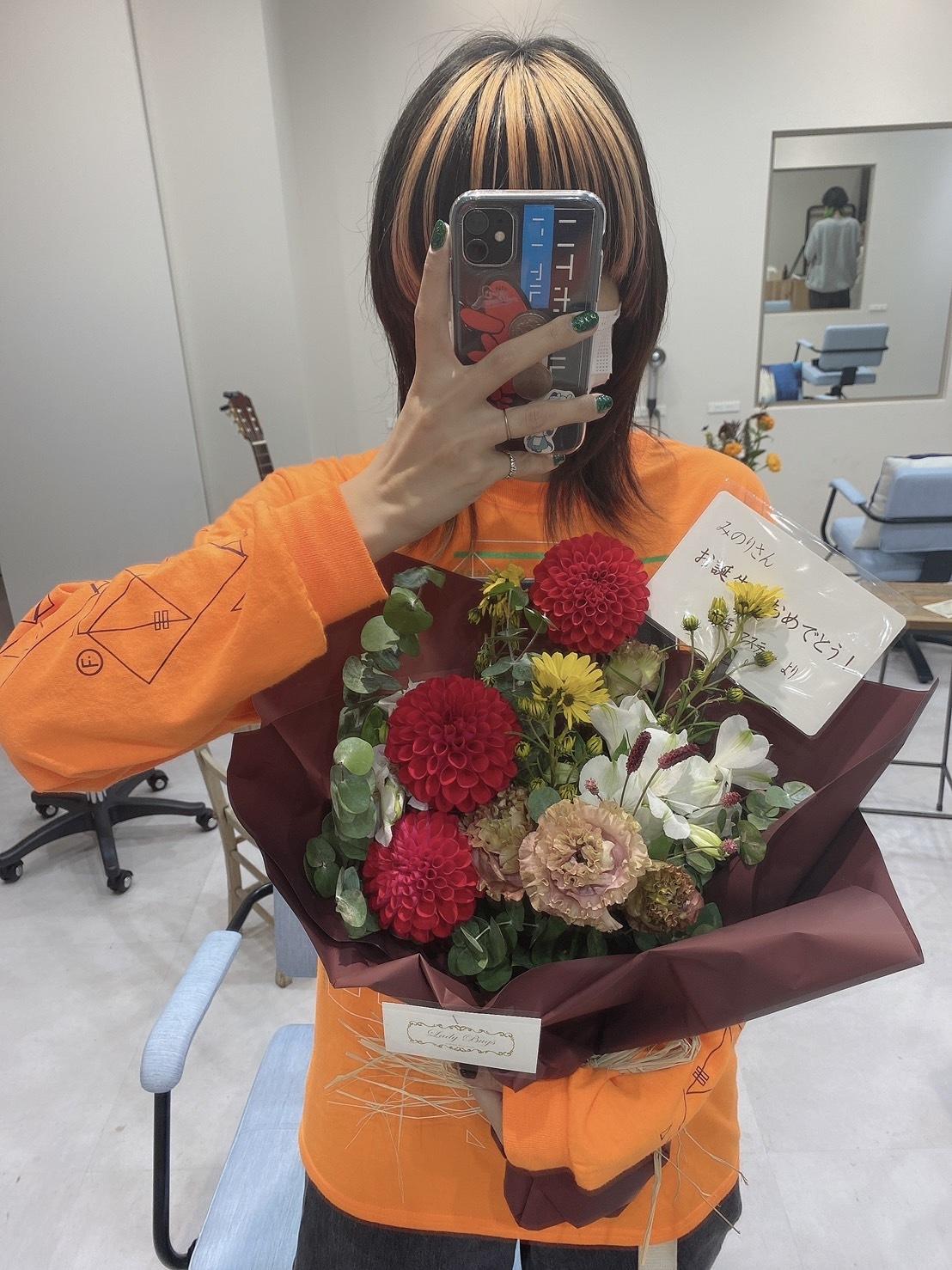 「みのりお誕生日おめでとう」_a0075684_09395529.jpg