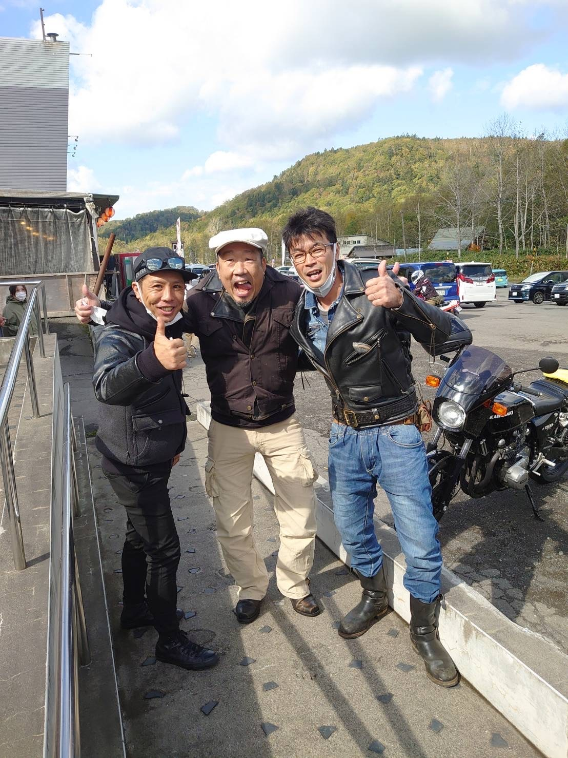 北海道ダイナ&FXR会 ツーリング 20211003_c0226202_18531039.jpg