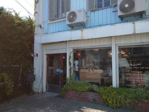 豚のソテーとキノコグラタンのワンプレート:antique&cafe ROTTO(弘前市)_b0147224_00320780.jpg