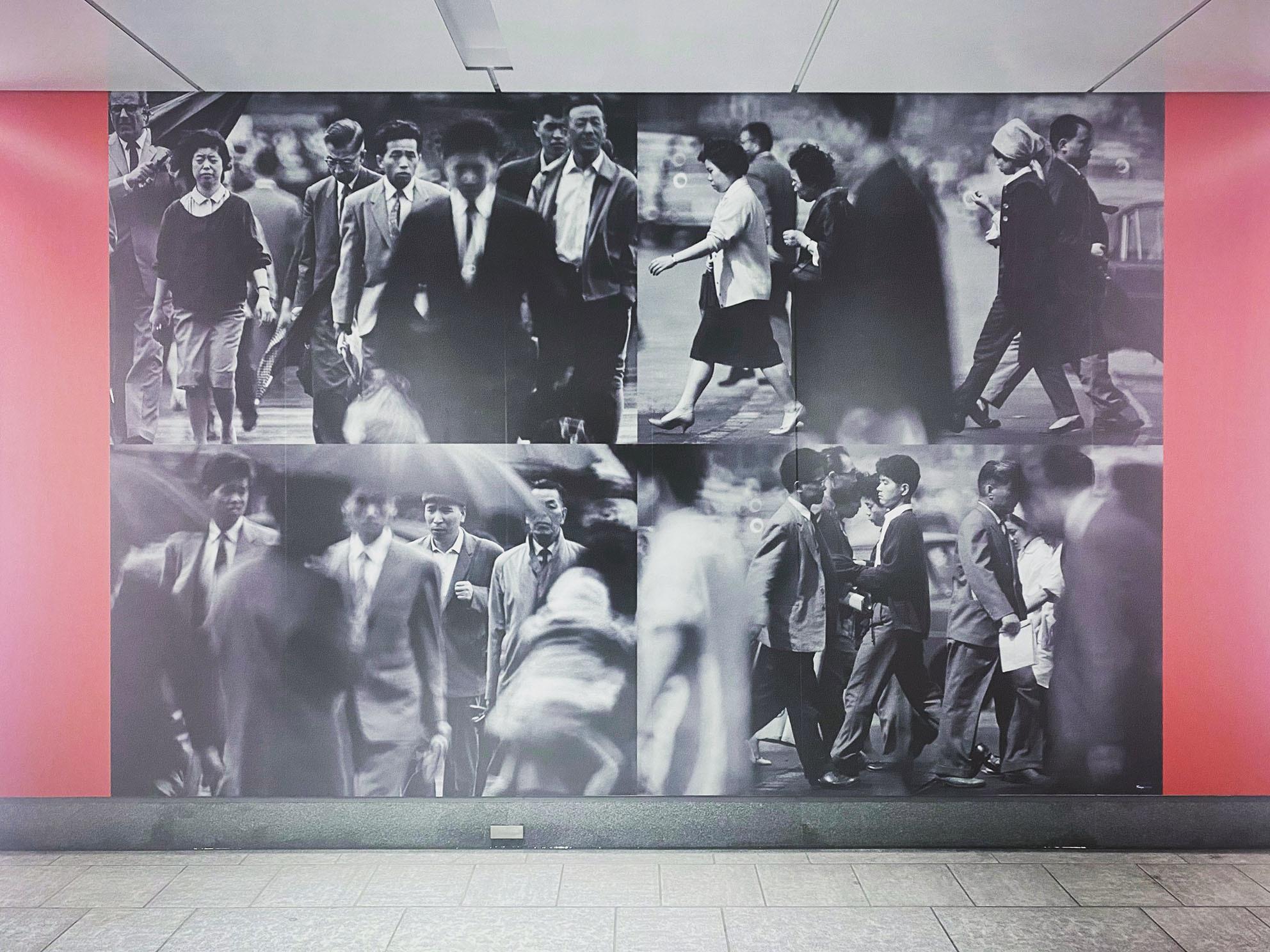 中央区銀座 / ウィリアム・クライン「GINZA 1961」/ iPhone 11_c0334533_12112059.jpg