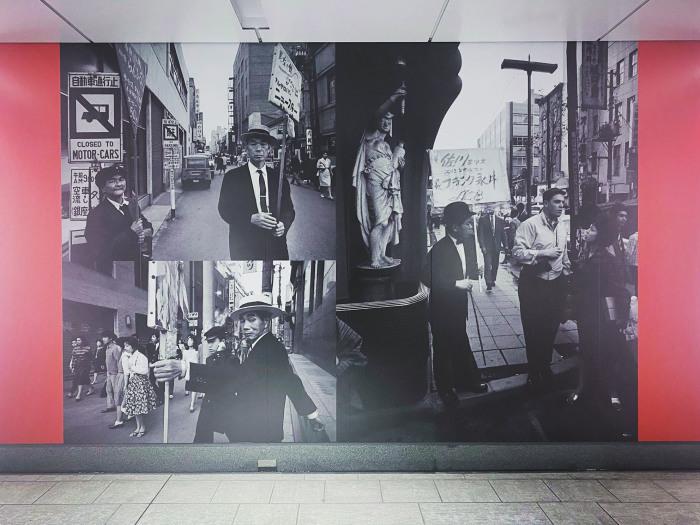 中央区銀座 / ウィリアム・クライン「GINZA 1961」/ iPhone 11_c0334533_12113596.jpg
