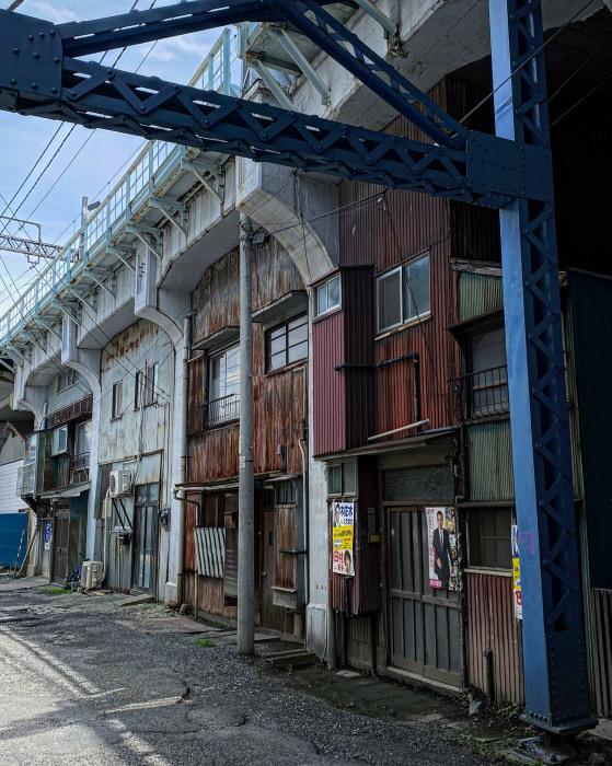 横浜市鶴見区生麦 / iPhone 11_c0334533_17124159.jpg
