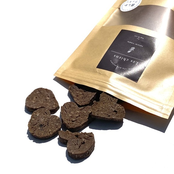 Les chiens レシアン ブラックウッド 鹿しか クッキー_d0217958_17340245.jpeg