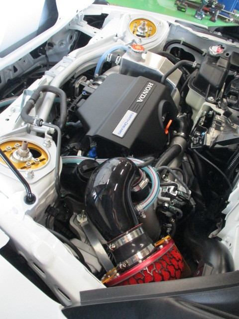 JW5 S660 インタークーラーキット取付け_c0236613_09131224.jpg