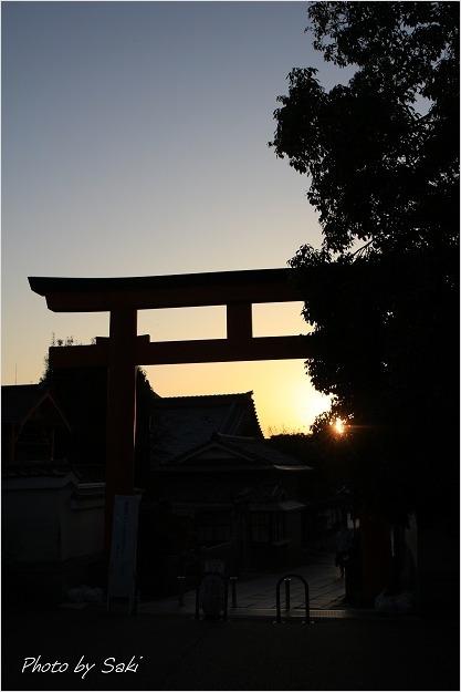 秋は夕暮れ。_b0311208_15453616.jpg