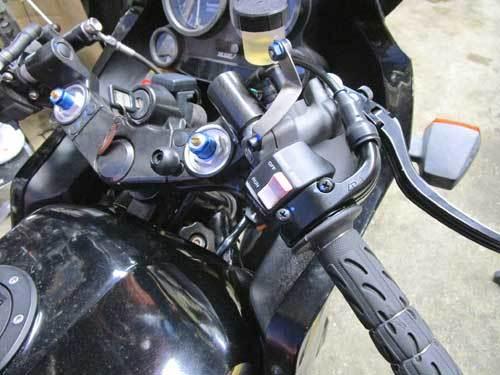 K條クン号 GPZ900RニンジャにFCR37φキャブレターを装着&セッティング・・・(^^♪ (Part3)_f0174721_16030919.jpg