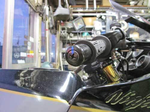 K條クン号 GPZ900RニンジャにFCR37φキャブレターを装着&セッティング・・・(^^♪ (Part3)_f0174721_16030965.jpg