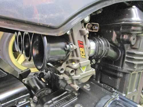 K條クン号 GPZ900RニンジャにFCR37φキャブレターを装着&セッティング・・・(^^♪ (Part3)_f0174721_16030972.jpg