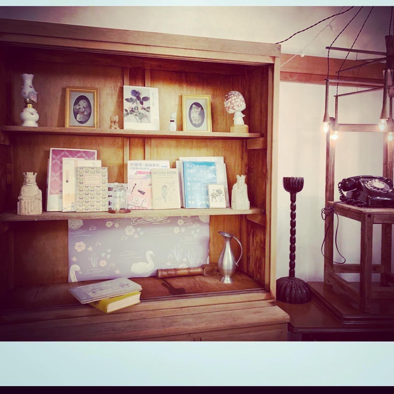 『小さい秋みつけた フランスのフェーブ展』@川越 ヒヤシンス雑貨店_a0137727_14244276.jpeg