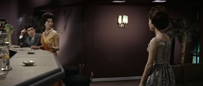 久保菜穂子(Naoko Kubo)「多羅尾伴内 七つの顔の男だぜ」(1960)其の壱_e0042361_19025662.jpg