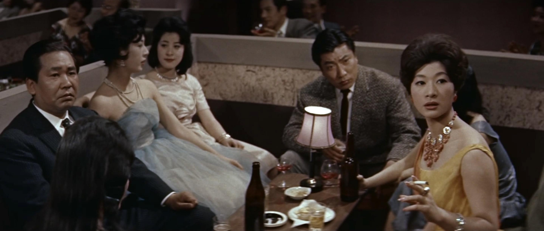 久保菜穂子(Naoko Kubo)「多羅尾伴内 七つの顔の男だぜ」(1960)其の壱_e0042361_19030567.jpg
