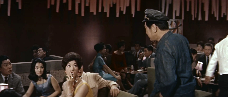 久保菜穂子(Naoko Kubo)「多羅尾伴内 七つの顔の男だぜ」(1960)其の壱_e0042361_19030948.jpg