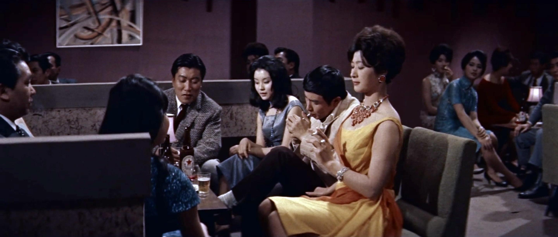 久保菜穂子(Naoko Kubo)「多羅尾伴内 七つの顔の男だぜ」(1960)其の壱_e0042361_19032209.jpg