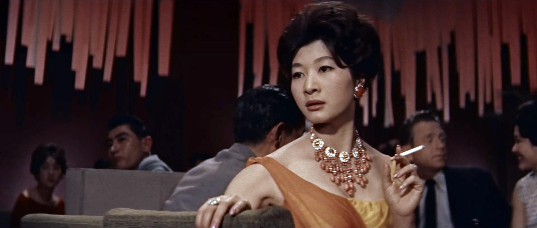 久保菜穂子(Naoko Kubo)「多羅尾伴内 七つの顔の男だぜ」(1960)其の壱_e0042361_19032771.jpg