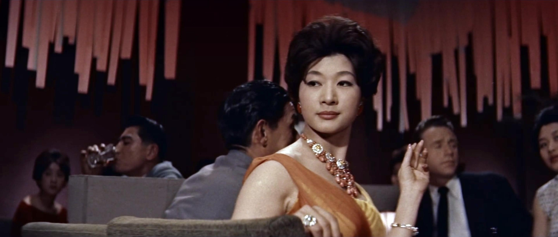久保菜穂子(Naoko Kubo)「多羅尾伴内 七つの顔の男だぜ」(1960)其の壱_e0042361_19033044.jpg