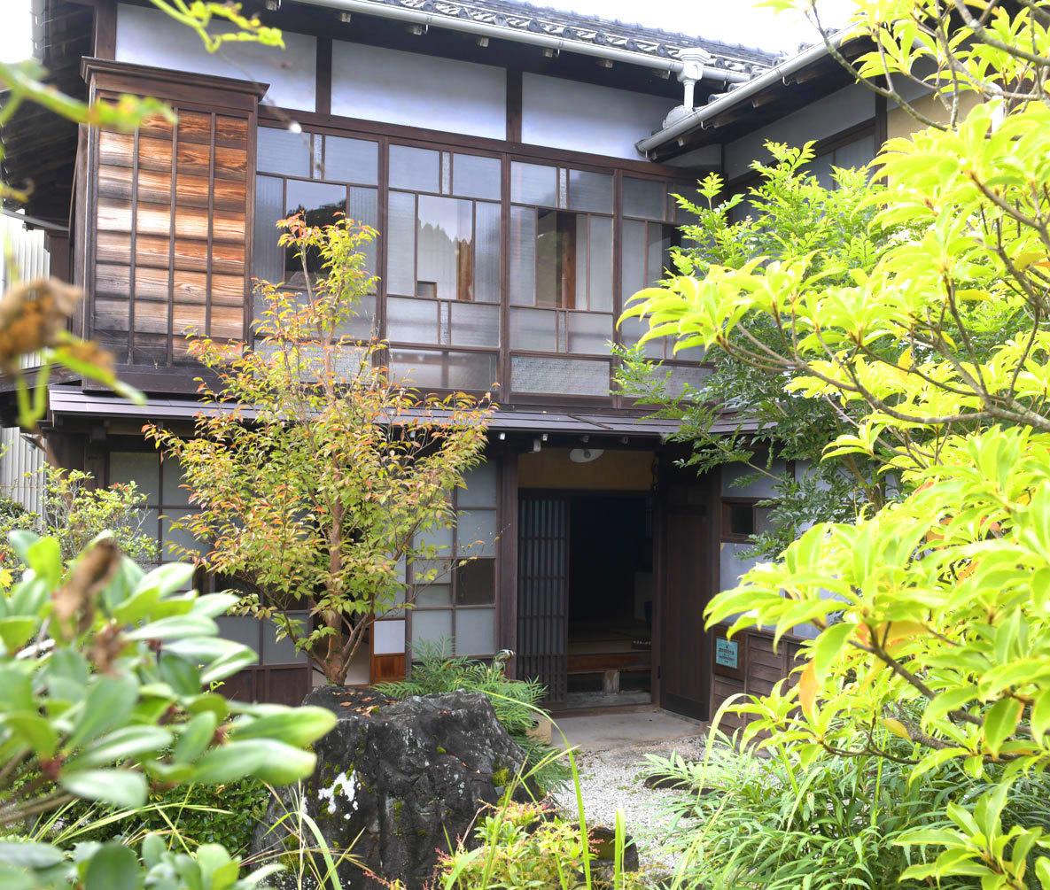 大野宿・古い街並_c0232370_08524725.jpg