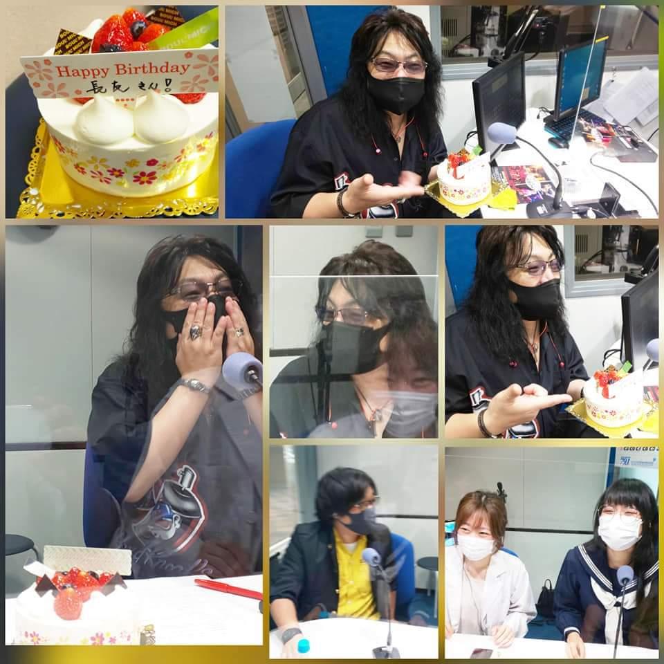若人ぉ~たちとお腹よじれる番組!「アニメラジオ」楽しかったあ~☆_b0183113_16385103.jpg