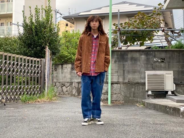 "\""SpinnerBait\""<<OGURI DOT SHIRTS(CAMEL)>>Style~KODAI~_c0167336_23075889.jpg"