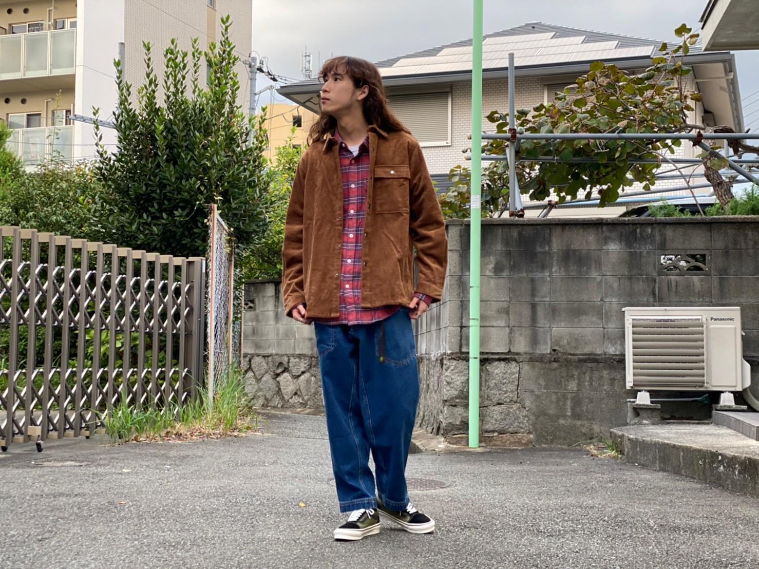 "\""SpinnerBait\""<<OGURI DOT SHIRTS(CAMEL)>>Style~KODAI~_c0167336_23083030.jpg"