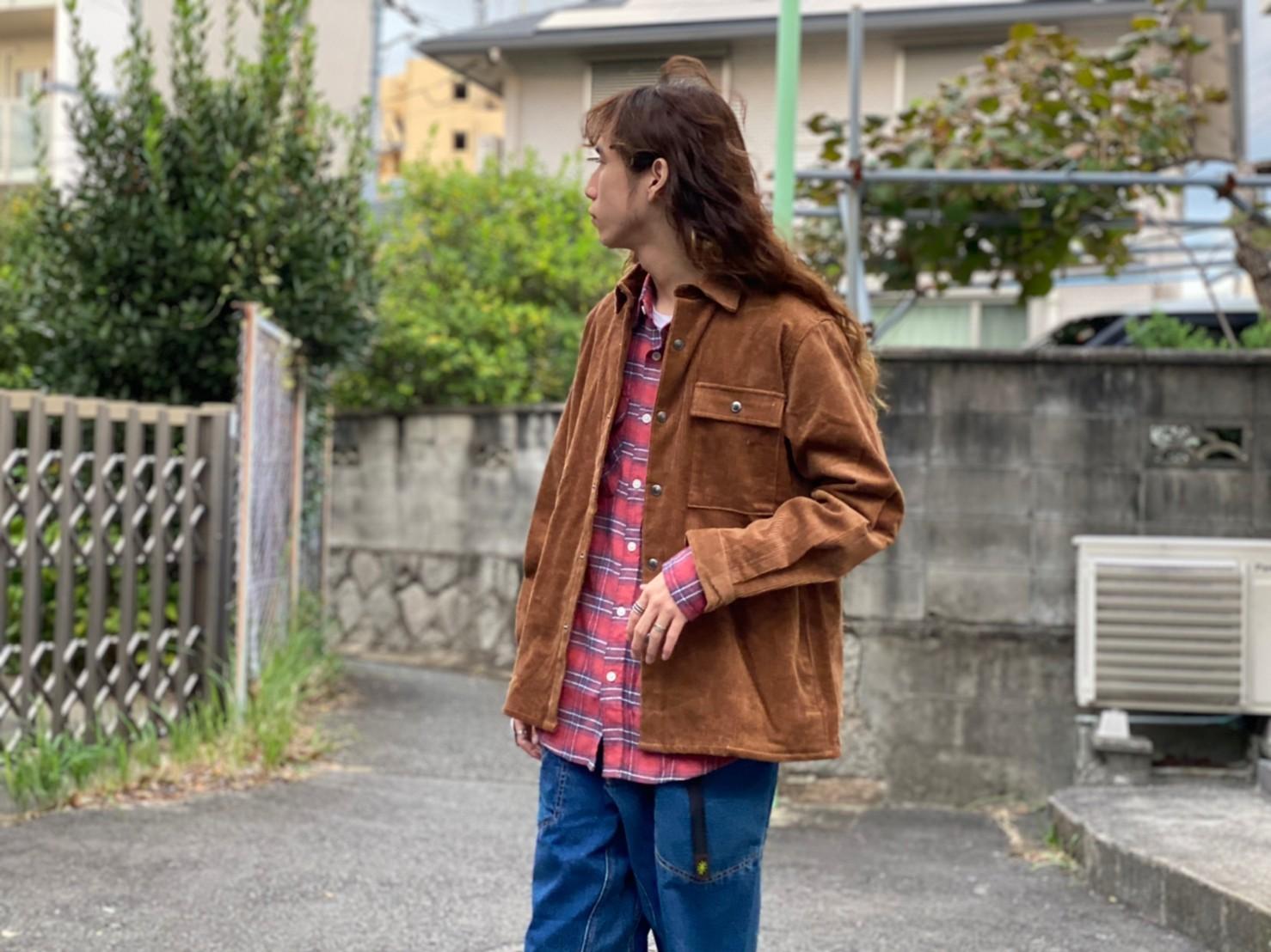 "\""SpinnerBait\""<<OGURI DOT SHIRTS(CAMEL)>>Style~KODAI~_c0167336_23094587.jpg"