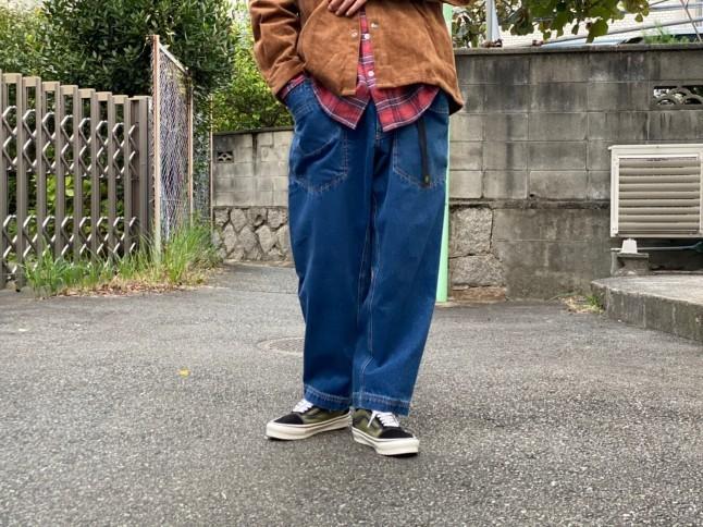 "\""SpinnerBait\""<<OGURI DOT SHIRTS(CAMEL)>>Style~KODAI~_c0167336_23111959.jpg"