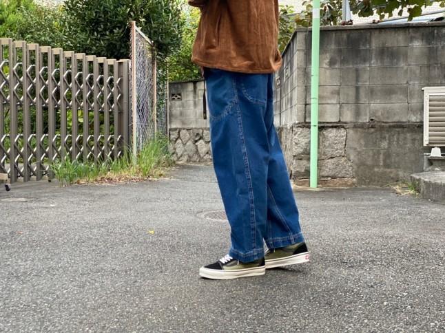 "\""SpinnerBait\""<<OGURI DOT SHIRTS(CAMEL)>>Style~KODAI~_c0167336_23123060.jpg"