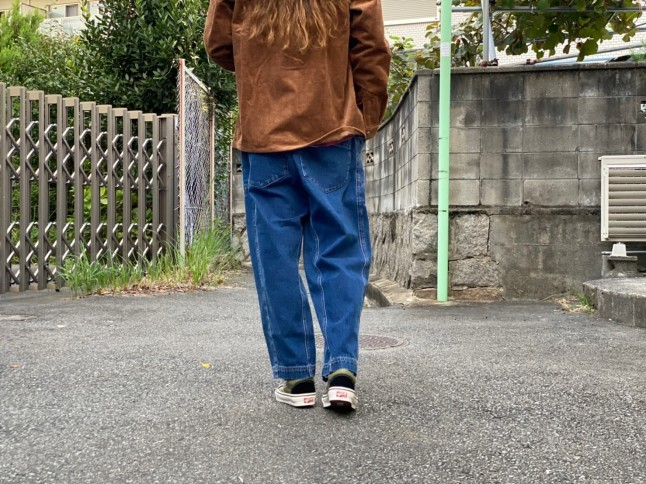 "\""SpinnerBait\""<<OGURI DOT SHIRTS(CAMEL)>>Style~KODAI~_c0167336_23162068.jpg"