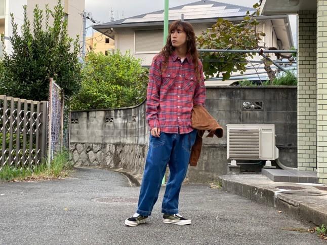 "\""SpinnerBait\""<<OGURI DOT SHIRTS(CAMEL)>>Style~KODAI~_c0167336_23164333.jpg"