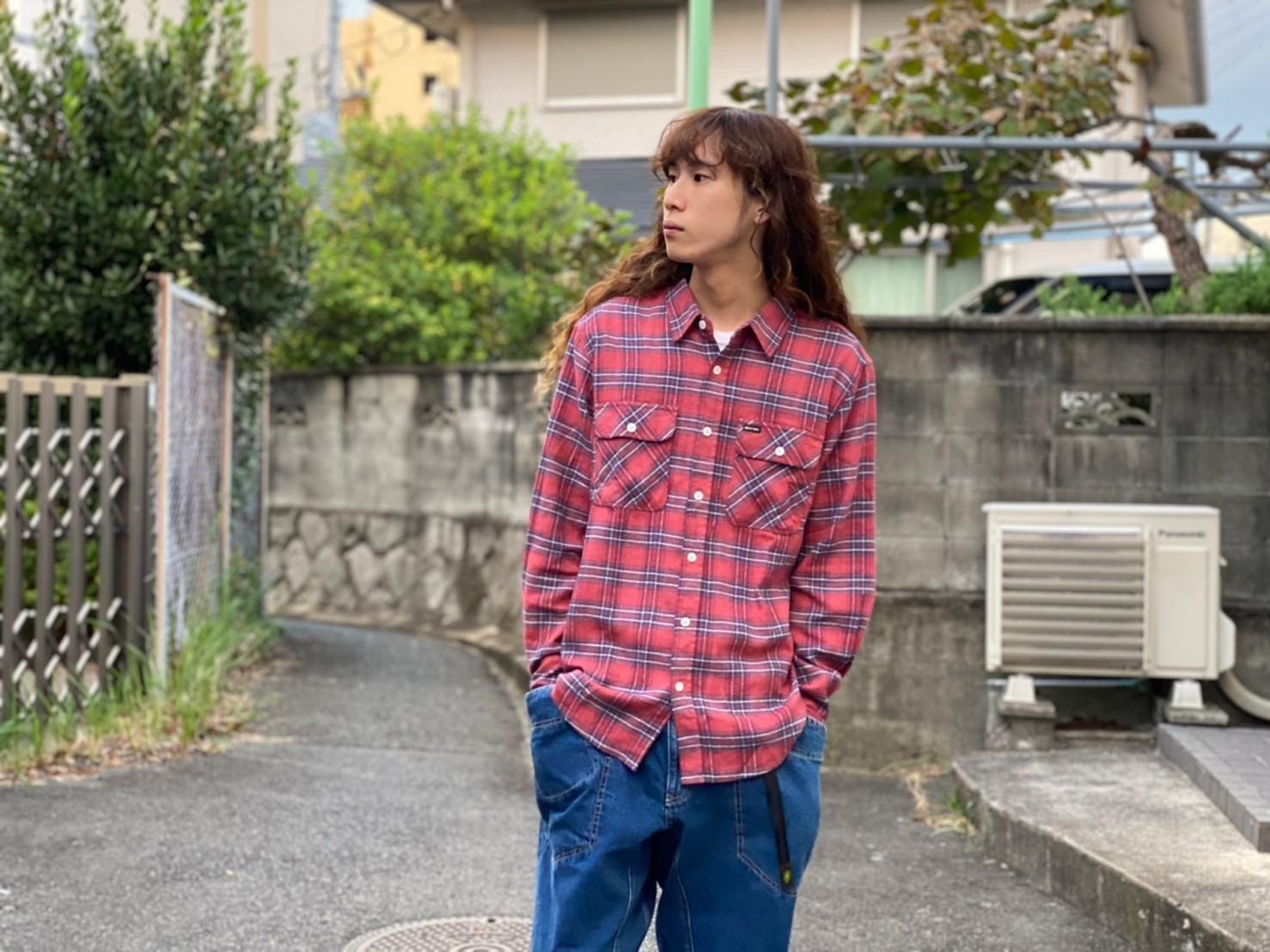 "\""SpinnerBait\""<<OGURI DOT SHIRTS(CAMEL)>>Style~KODAI~_c0167336_23171515.jpg"