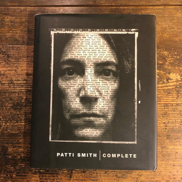 Patti Smith 完全版_b0213758_16483098.jpg