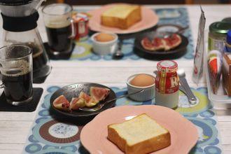 9/28-10/10 日々のごはん&食パン、レモンチョコ、お芋パン、ピザ_f0196800_21115284.jpg