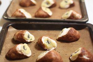 9/28-10/10 日々のごはん&食パン、レモンチョコ、お芋パン、ピザ_f0196800_21195212.jpg